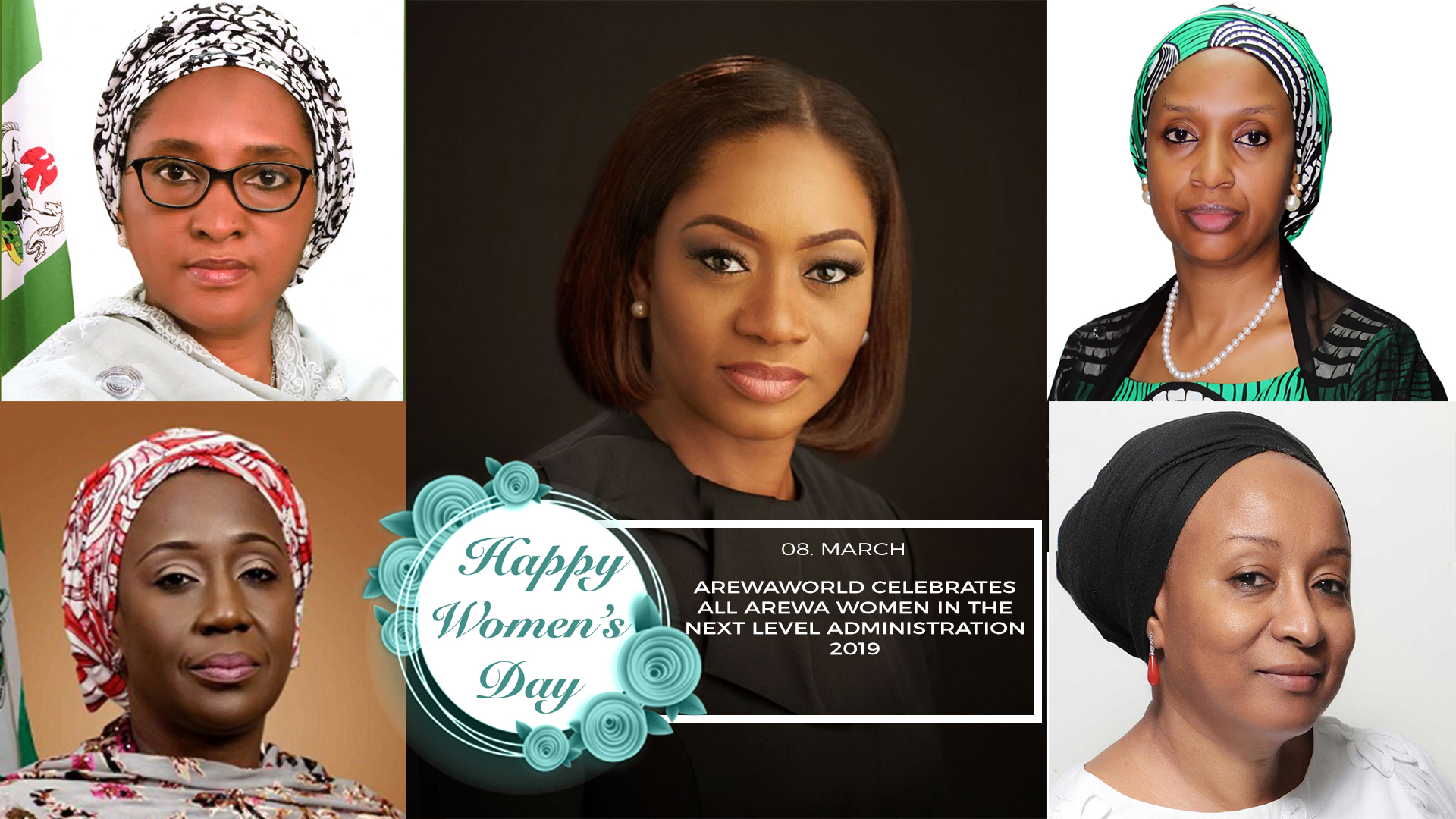 Arewa Women celebrate international women's day