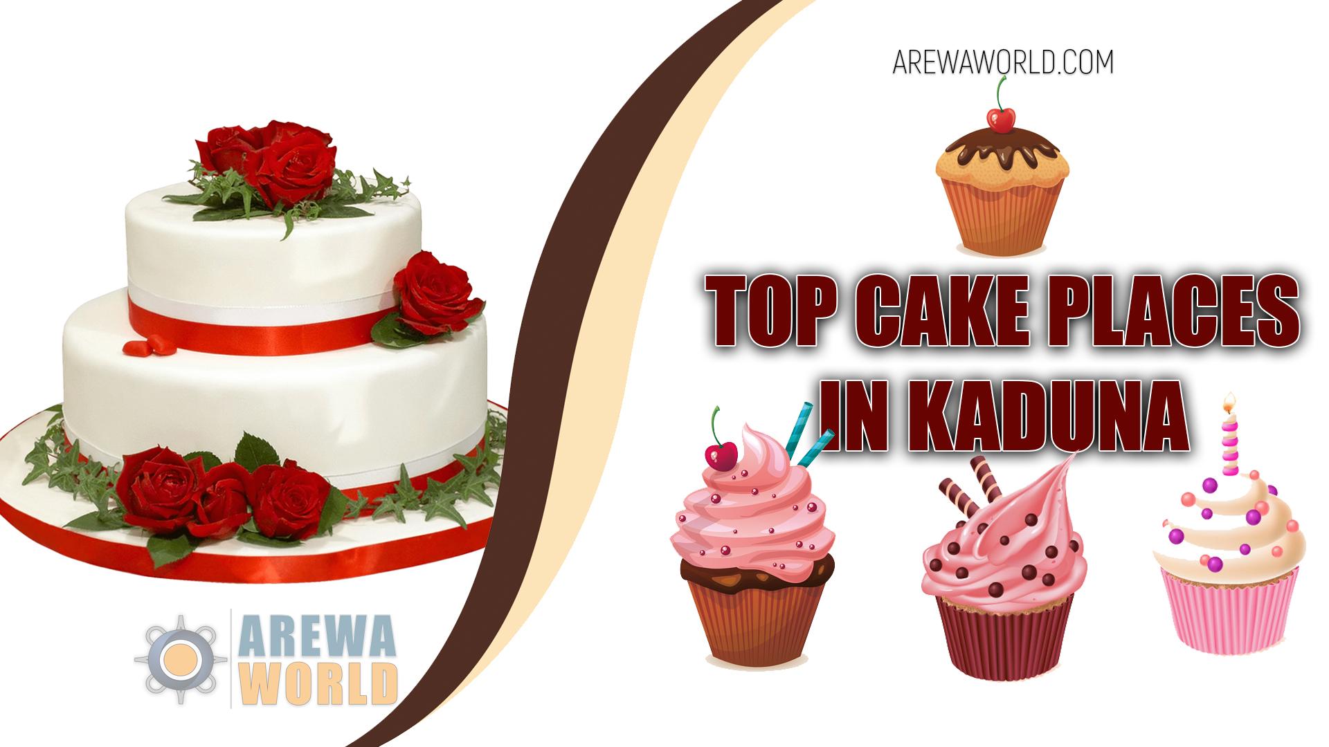 10 Bakers in Kaduna, Nigeria