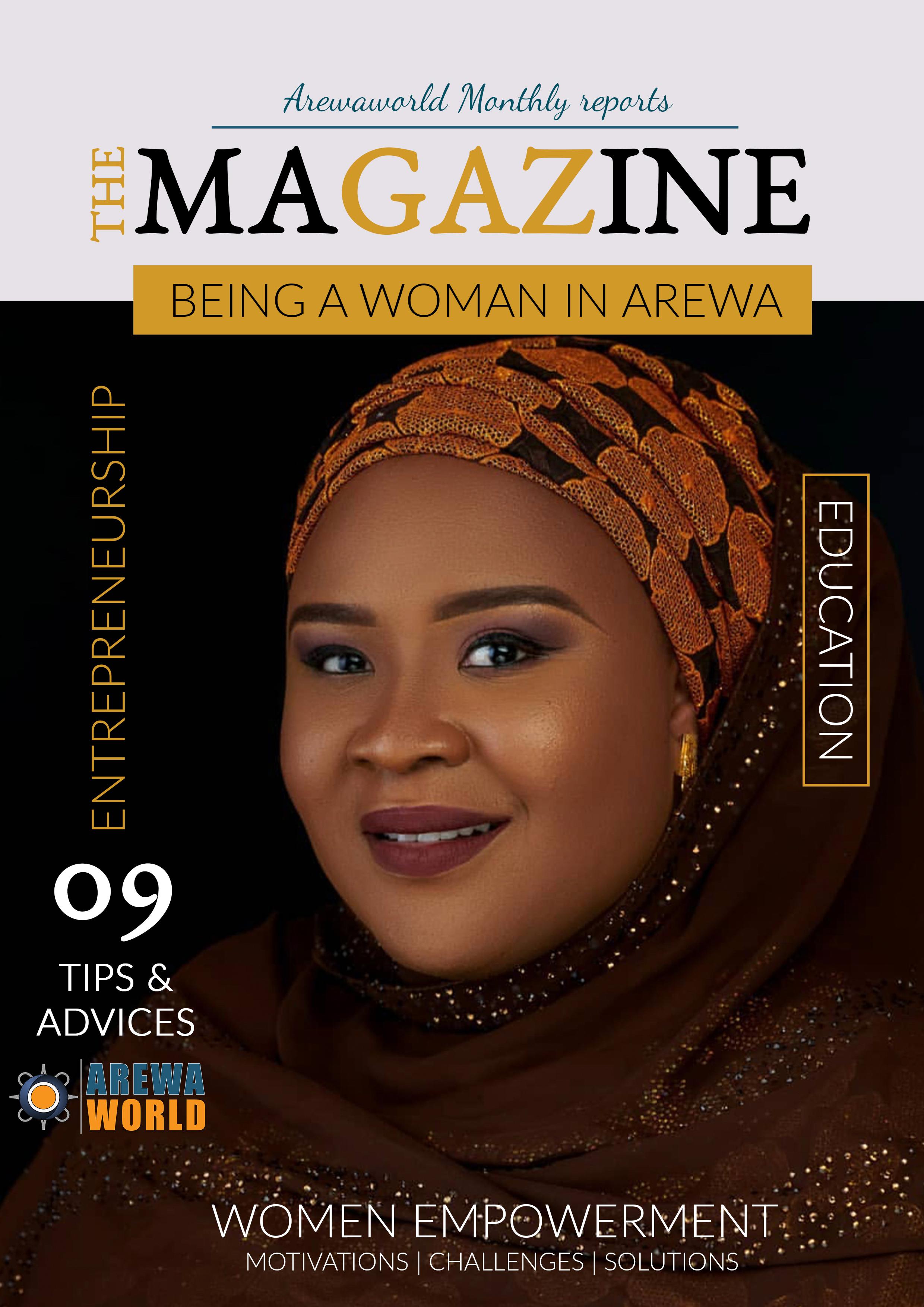 The Magazine 01